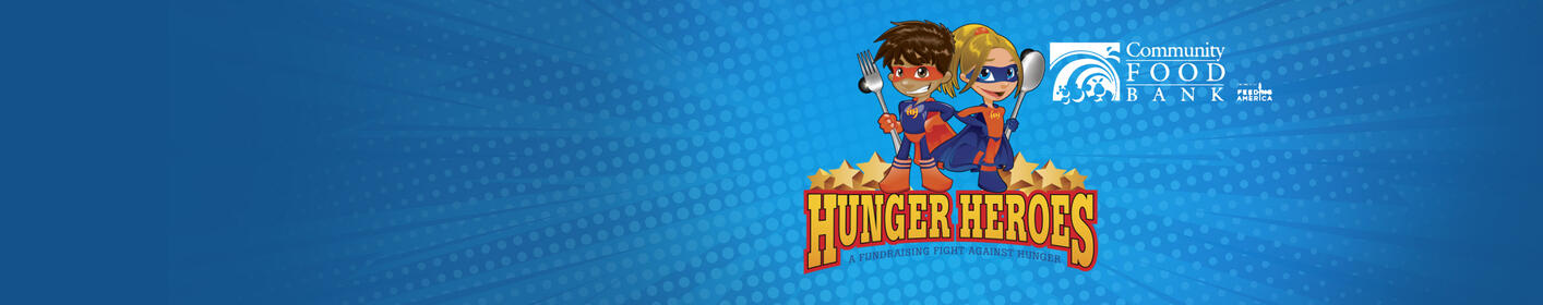 Join Us In A Fundraising Fight Against Hunger!
