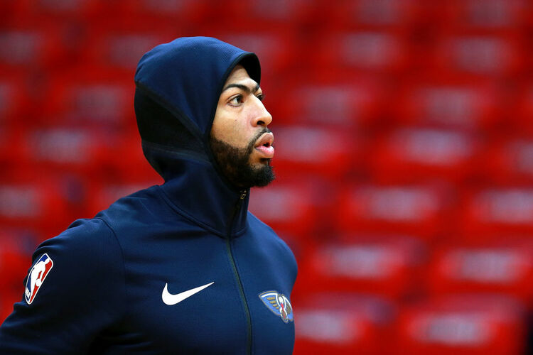 Anthony Davis Getty Images