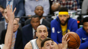 Bill Schoening - Spurs fall to the Warriors in Game 3