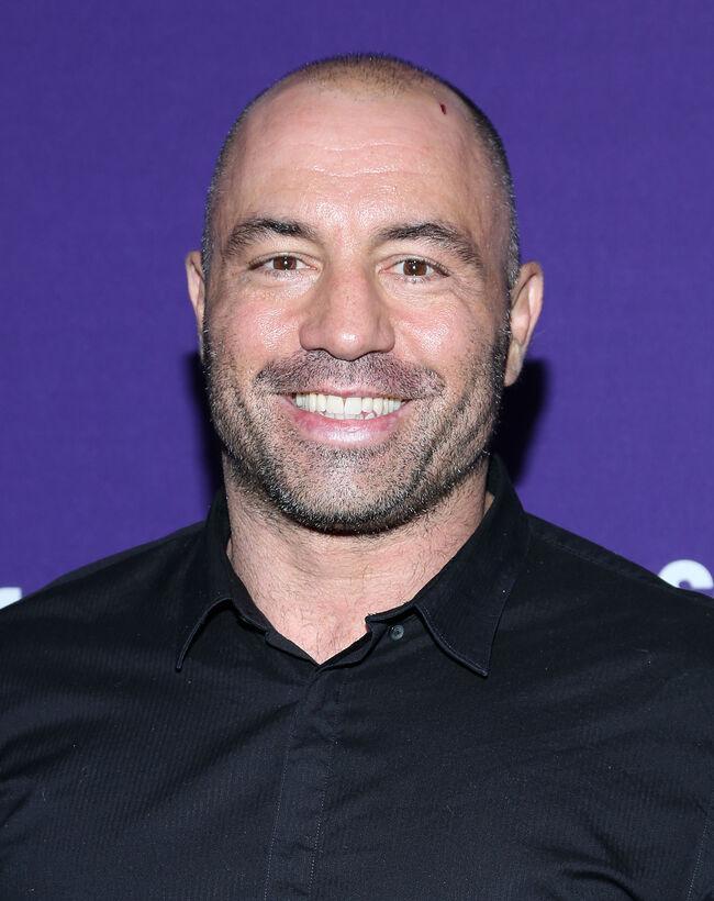 Joe Rogan - Getty Images