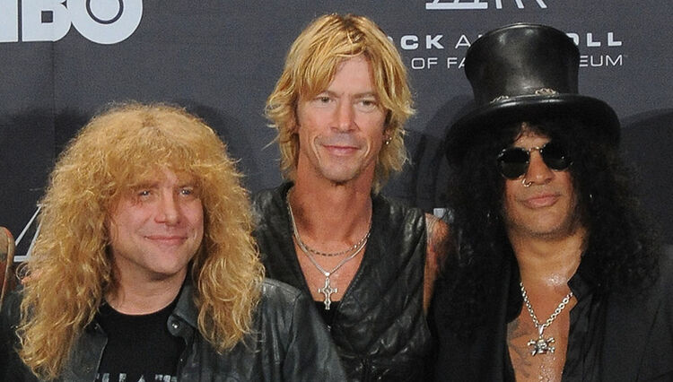 Steven Adler Says Guns N' Roses Changed 'Completely' Without Him