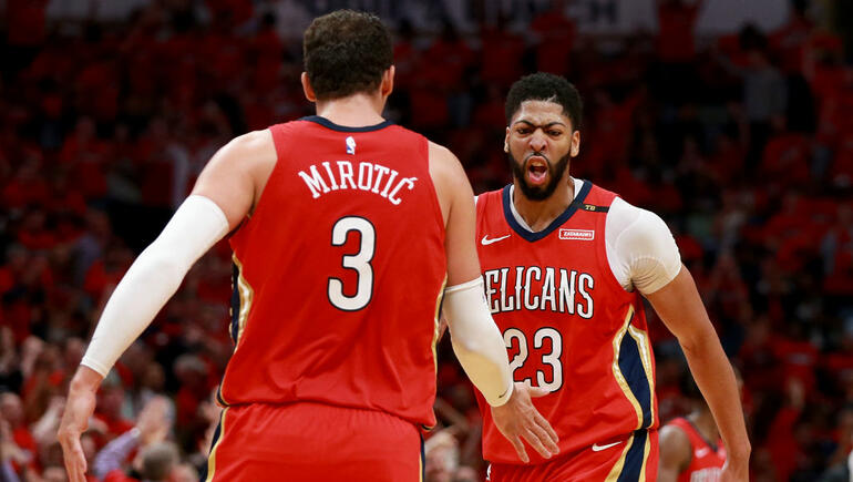 Pelicans Cruise Past Trail Blazers 119-102