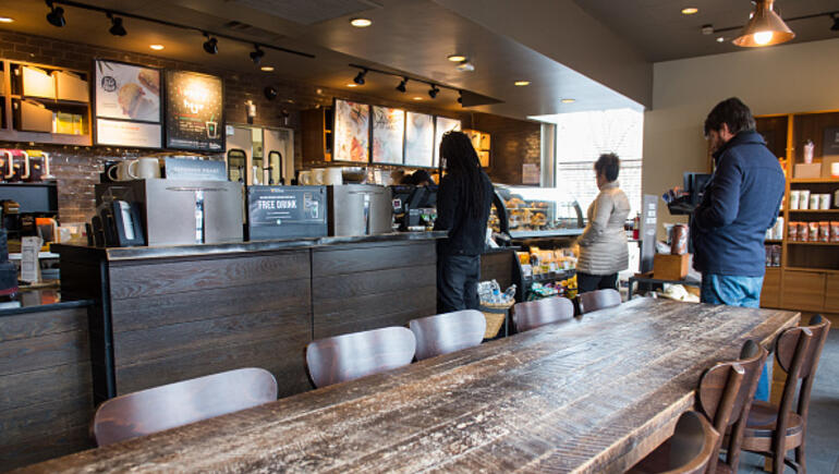 Starbucks Says Coupon for 'People Of Color Only' Is Fake