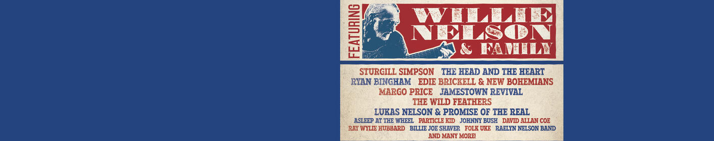 Win Tickets To Willie Nelson's Fourth Of July Picnic Every Hour All Weekend!