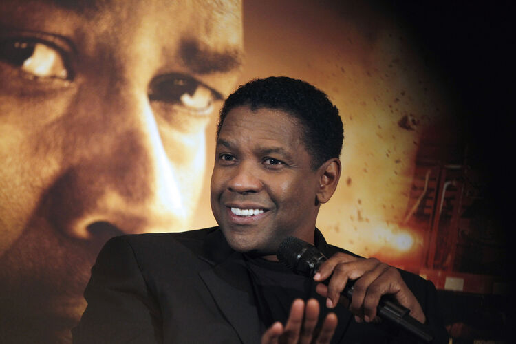 Denzel Washington - Getty Images