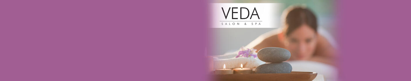 Register To Win A Veda Salon & Spa Gift Package!