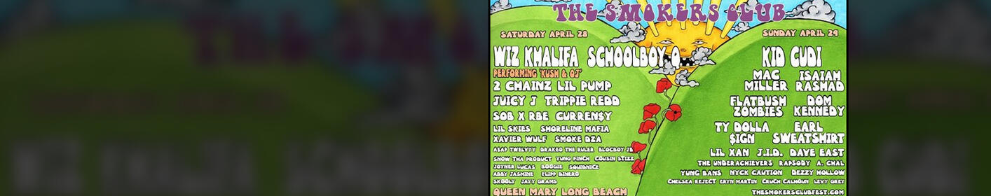 Win Tickets to Kid Cudi, Wiz Khalifa and ScHoolboy Q