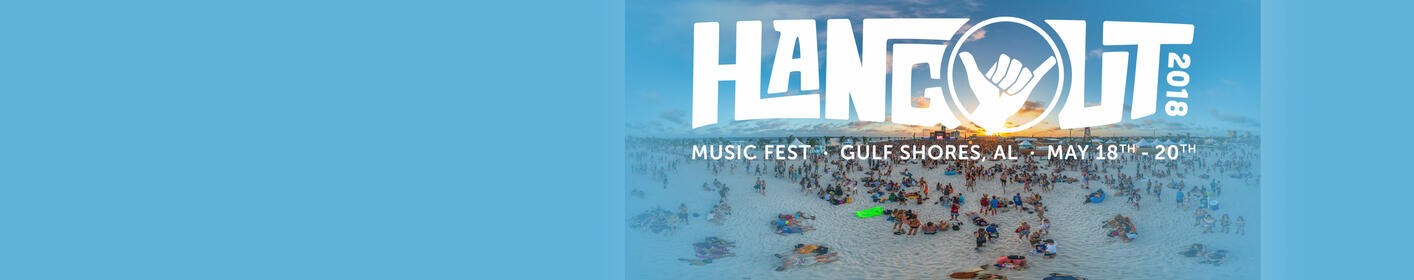Win tickets to Hangout Music Fest!