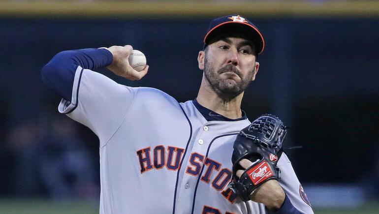 Astros, Verlander Shut Out White Sox