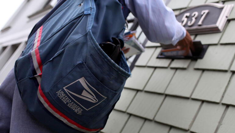 Postal Worker Hoarded Up to 17k Deliveries Because He Was 'Overwhelmed'