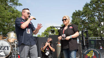 WJRR's Earthday Birthday 26....April 13th 2019 - EDBD - FOZZY