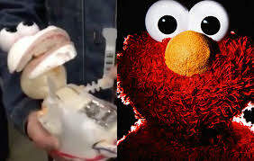 Dave Hines - Furless Tickle Me Elmo Is Terrifying