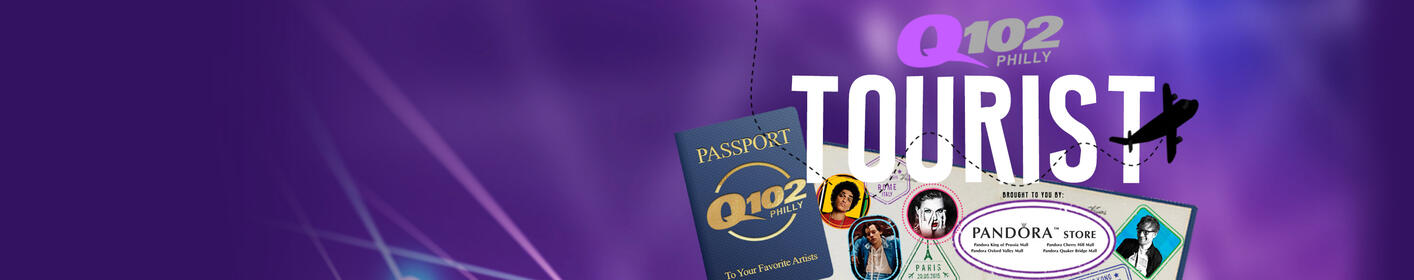 See Your Favorite Artist In Philly AND Another City With The Q10Tourist!