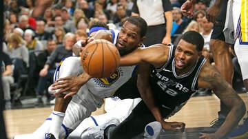 Bill Schoening - Spurs beat Warriors to force Game 5