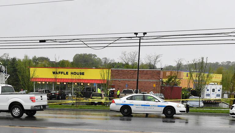 Waffle House Suspect Captured