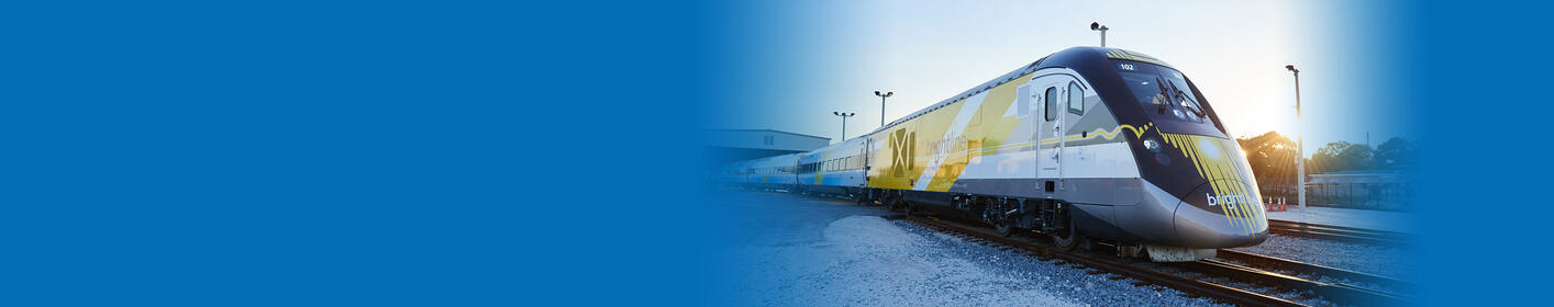 Win a pair of round trip Select Service tickets on Brightline to our BIG 105.9 Happy Hour!