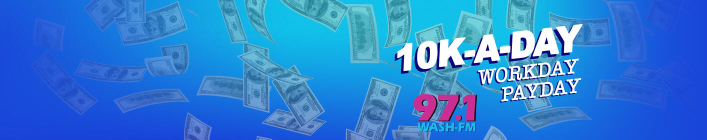 Win $1,000 In Our 10K-A-Day Workday Payday!