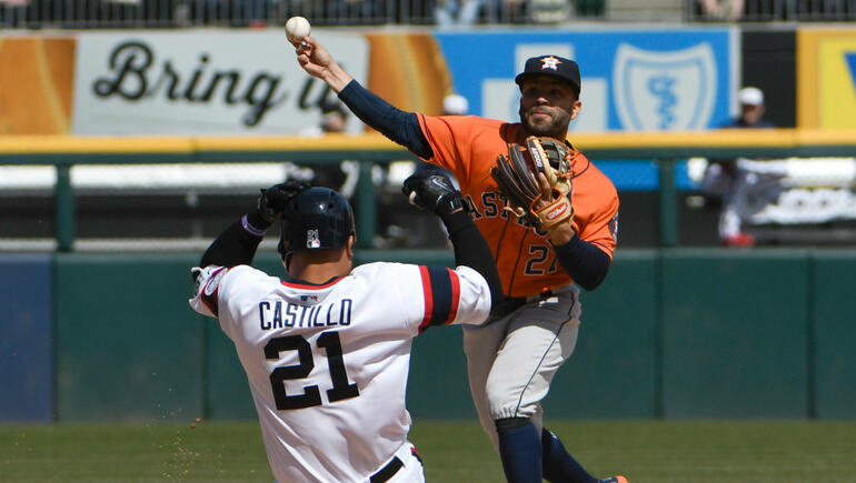Astros Get Out Broom, Sweep White Sox