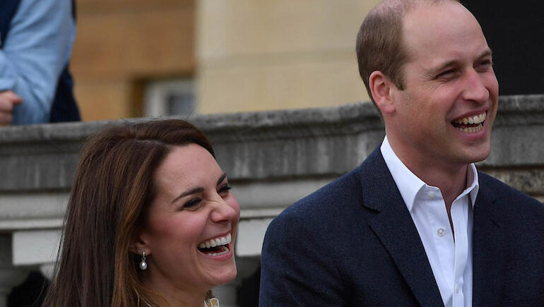 Kate Middleton & Prince William Welcome Third Royal Baby