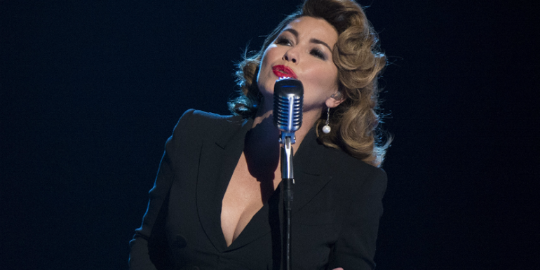 Shania Twain Apologizes For Saying That She Would've Voted For Donald Trump