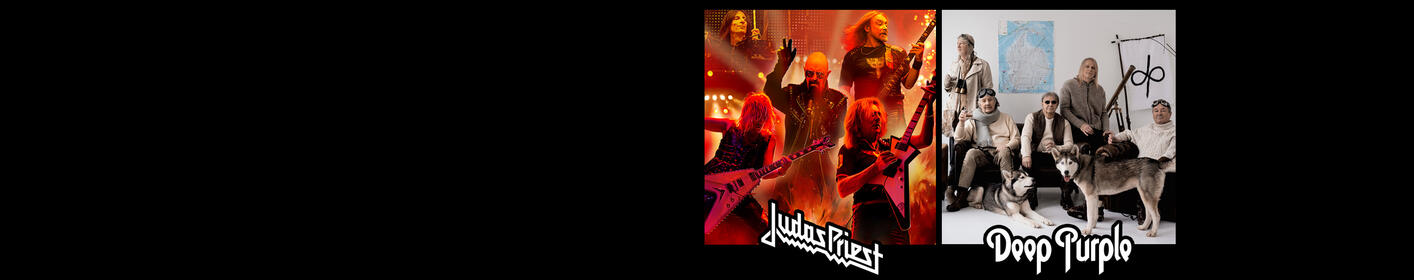 WIN TICKETS! Deep Purple & Judas Priest at the BB&T Pavilion - Sunday, Sept 9th!