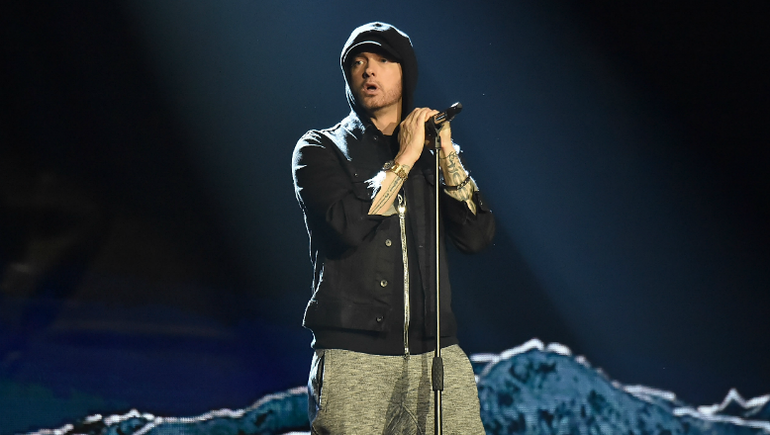 Eminem Celebrates 10 Years Of Sobriety With New Instagram Post