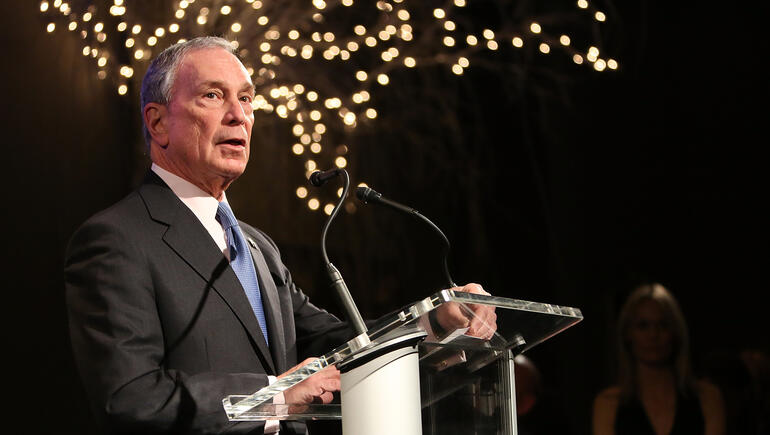 Michael Bloomberg Writes 4.5M Check To Cover Paris Climate Accords