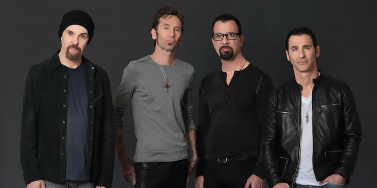 Godsmack to Perform New 'When Legends' Rise Music at Intimate Show