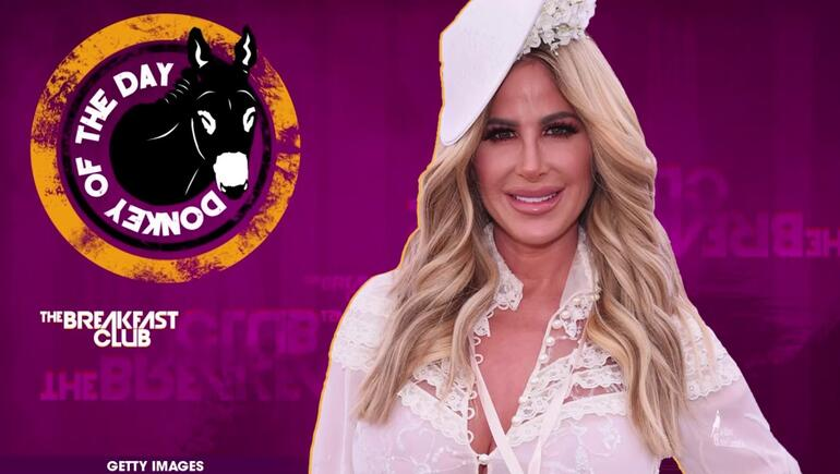 Kim Zolciak Claims Racism Wasn't Real On Real Housewives Of Atlanta Reunion