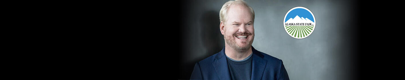 Jim Gaffigan Live At The Alaska State Fair