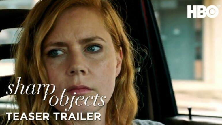 "Creepy New Amy Adams Flick Coming To HBO: ""Sharp Objects"""