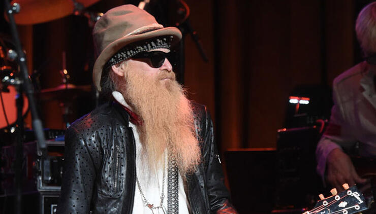 Billy Gibbons Planning Two Albums This Year