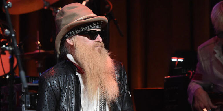 Billy Gibbons Wants to Release Two Albums This Year