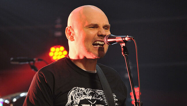 Billy Corgan Says He Had Too Much Control Over Smashing Pumpkins