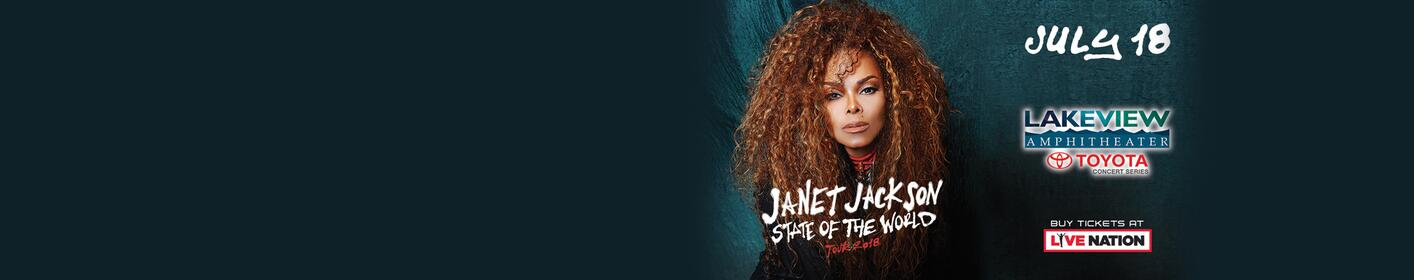Win tickets to see Janet Jackson!