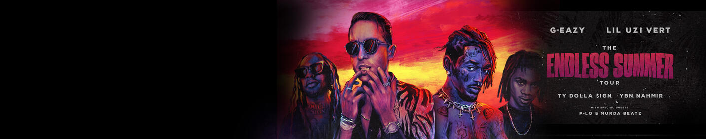 Win Tickets To G-Eazy's Concert!