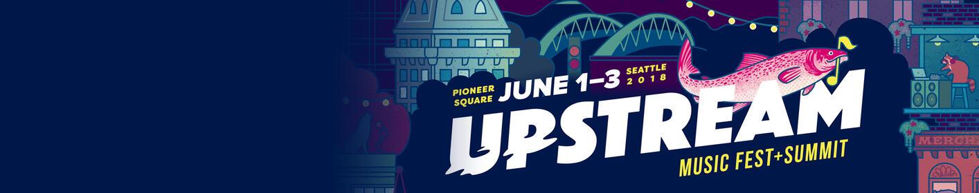 Win Passes to Upstream Music Fest + Summit!