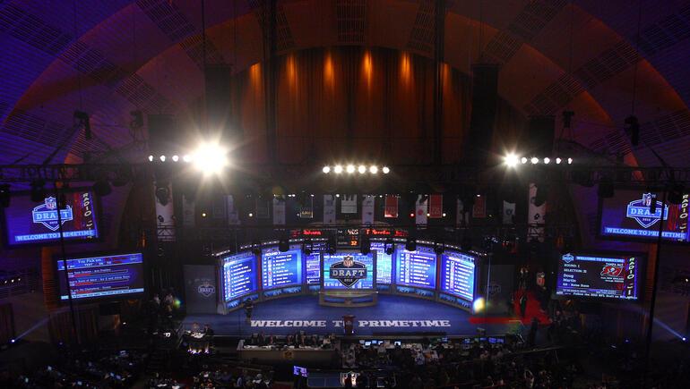 Daniel Jeremiah Talks NFL Draft