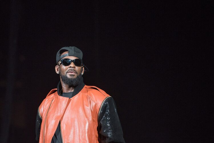 R. Kelly - Getty Images
