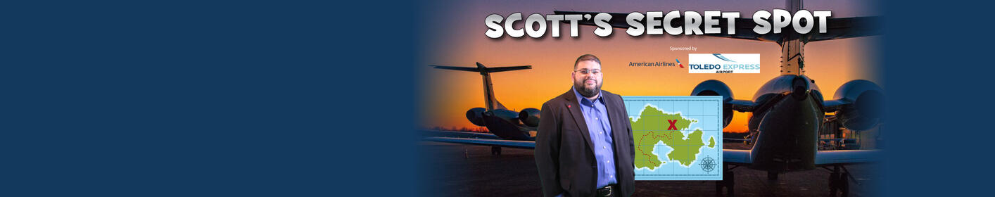 Toledo Express Airport - Scott's Secret Spot