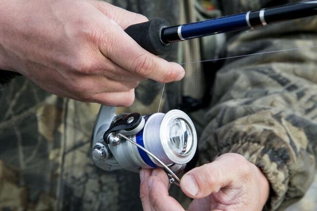 Fishing Getty RF