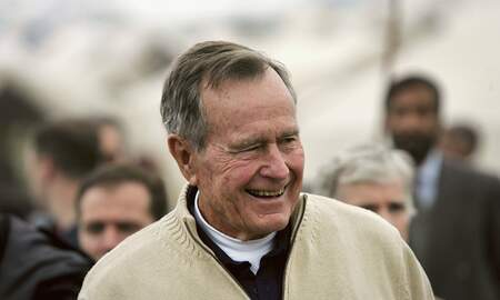 Breaking News - Former President George H.W. Bush Dies at Age 94