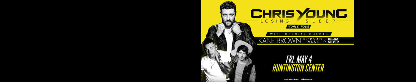 Last Chance Chris Young Tickets