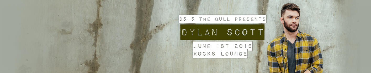95.5 The Bull Presents Dylan Scott!