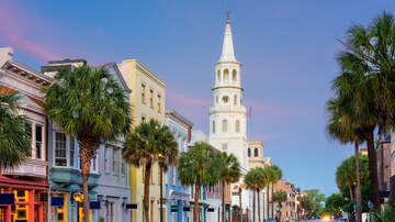 All Things Charleston - Charleston Featured On 13 Best Cities To Live