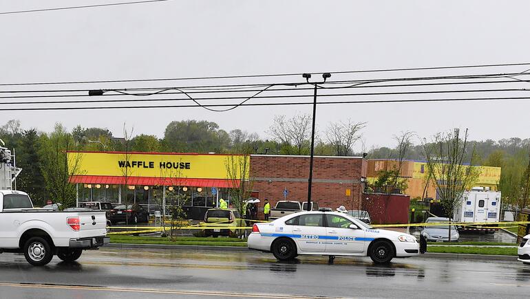 Waffle House Shooting Suspect's Bond Revoked
