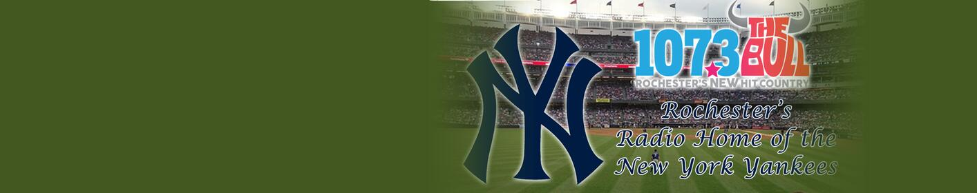 Every Pitch, All Season - Yankees Baseball on 107.3 The Bull