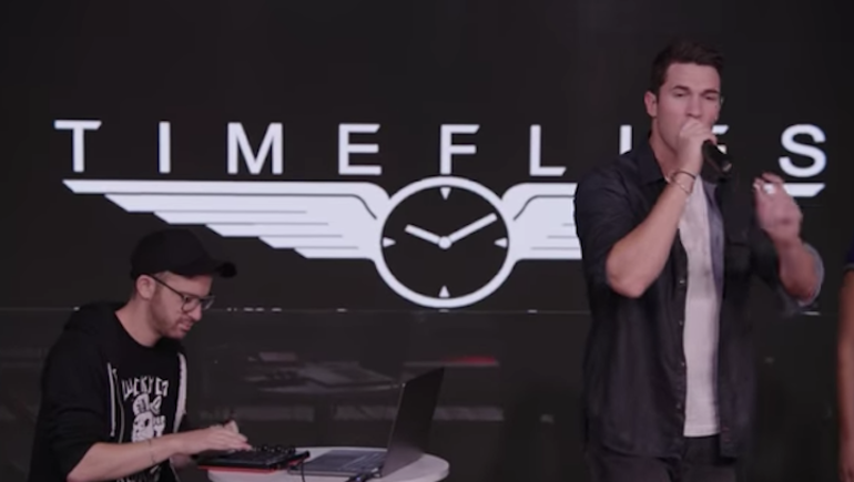 Timeflies Performs Live On The Honda Stage in New York City (VIDEOS)