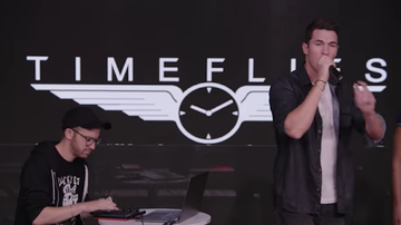 None - Timeflies Performs Live On The Honda Stage in New York City (VIDEOS)
