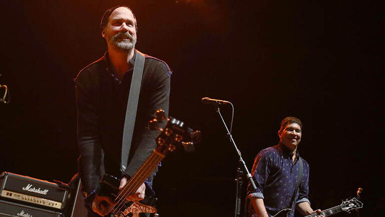Nirvana's Krist Novoselic Says Starting a Band Hasn't Changed